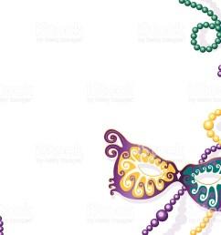 1024x791 mardi gras clip art borders [ 1024 x 791 Pixel ]
