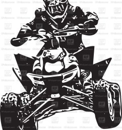 936x1200 quad bike black sketch illustration vector image vector artwork [ 936 x 1200 Pixel ]