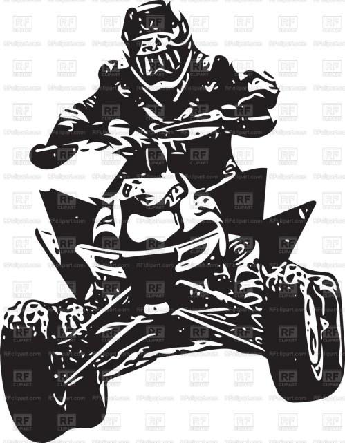 small resolution of 936x1200 quad bike black sketch illustration vector image vector artwork