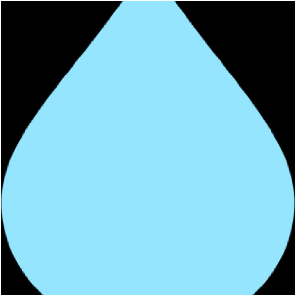 medium resolution of 1024x1024 raindrop vector free