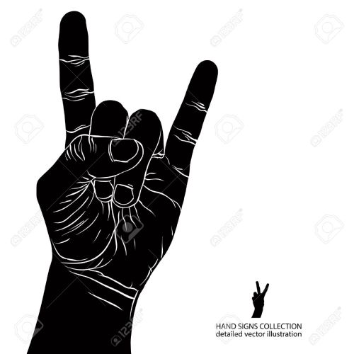 small resolution of 1300x1300 collection of free hardock clipart rock n roll download on ubisafe