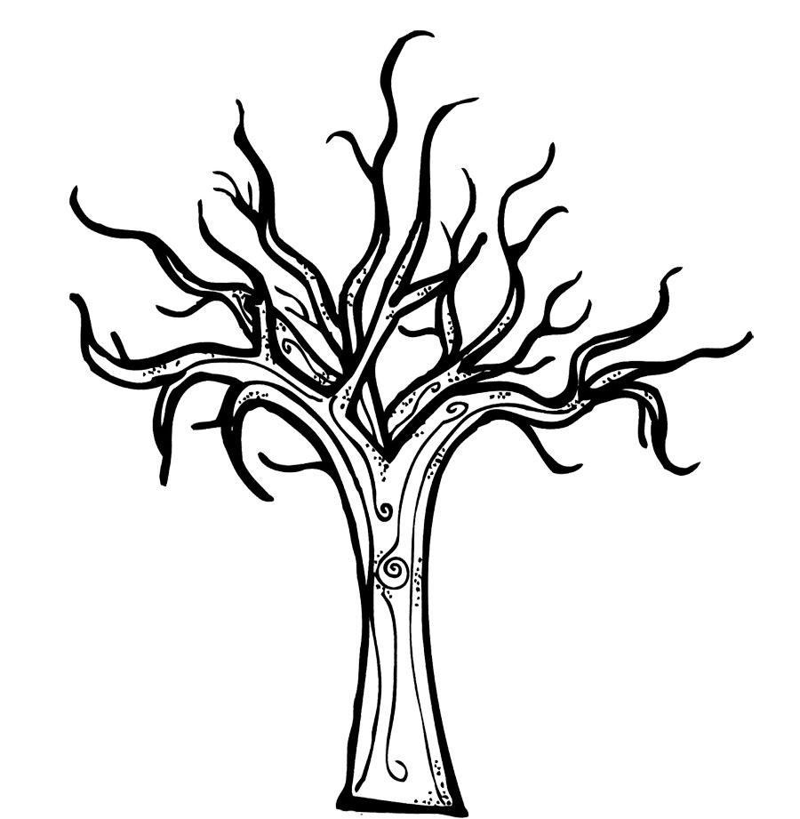 hight resolution of 900x921 15 bare clipart spooky tree for free download on mbtskoudsalg