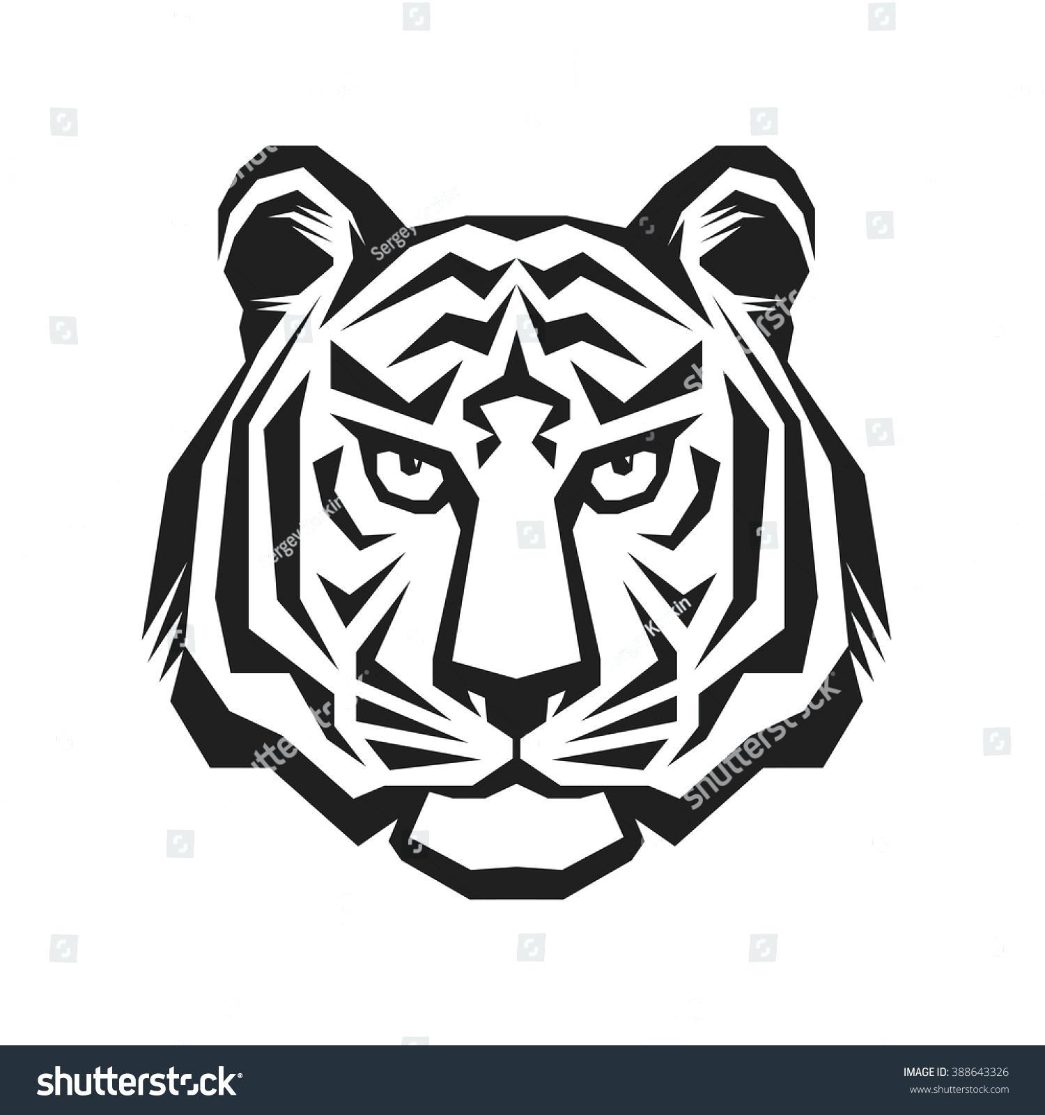 Best Tiger Stripe Stencil Printable