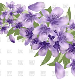 1200x852 lavender flower with leaves vector image vector artwork of [ 1200 x 852 Pixel ]