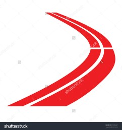 1500x1600 red road clipart [ 1500 x 1600 Pixel ]