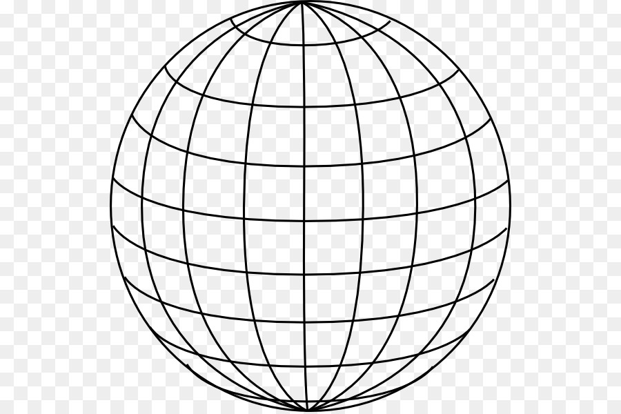 wireframe globe vector at