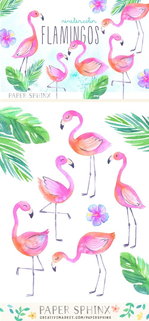 small resolution of 1160x2502 watercolor tropical flamingo clipart flamingo flamingos flamingoes