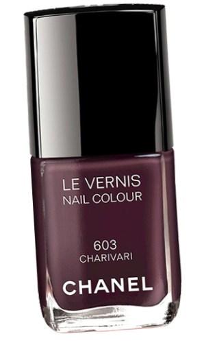 Chanel Nail Color in Charivari 603