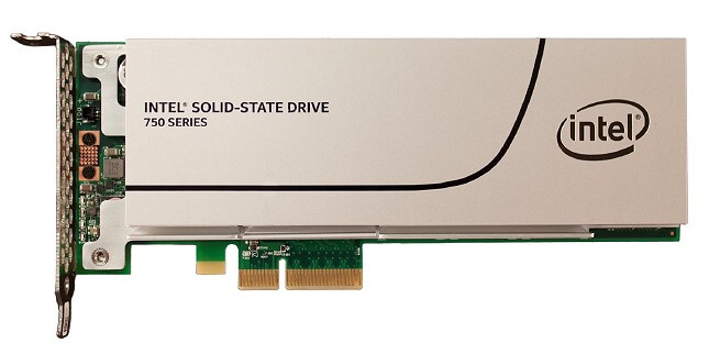 Intel SSD (Solid State Drive)