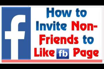 How to invite post likes to like your page