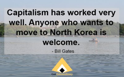 (Inspire) Capitalism Has Worked Very Well…