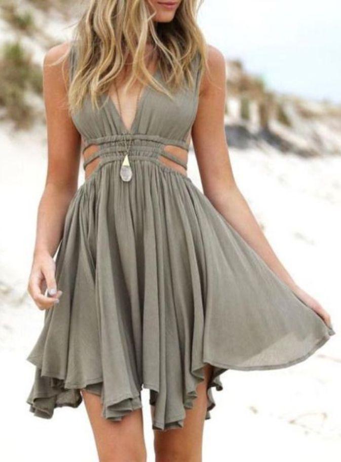 20 Short Chiffon Dresses for Teen Girls