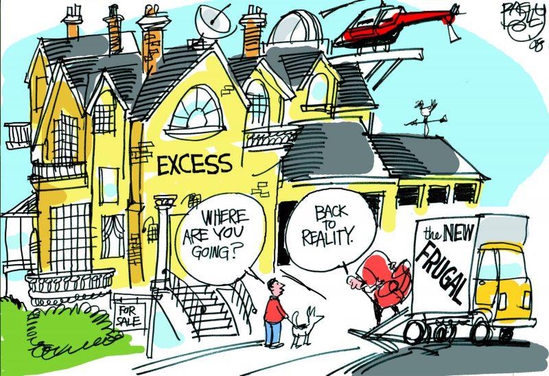 Drop Excess
