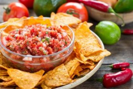 healthy salsa recipes