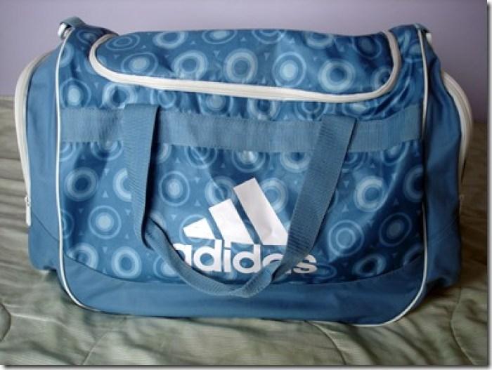 Soccer Bag April 30 2013