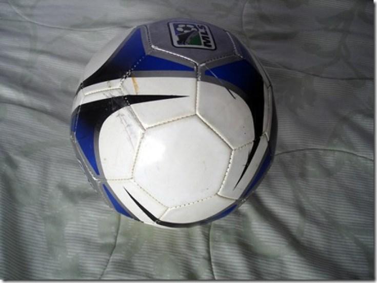 Soccer Ball April 30 2013