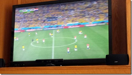 World Cup Brazil Croatia June 12 2014
