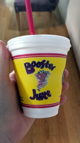 Booster Juice August 27 2014