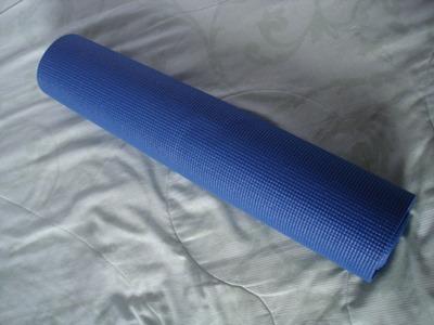 Yoga Mat November 10 2014