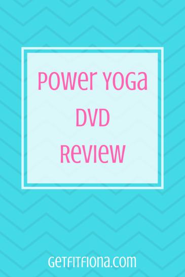 Power Yoga DVD Review