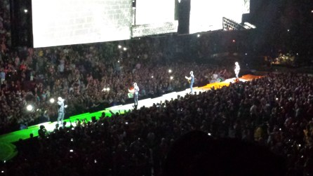 U2 Concert Sunday Bloody Sunday Vancouver May 14 2015 (27)