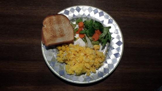 WIAW Breakfast August 5 2015