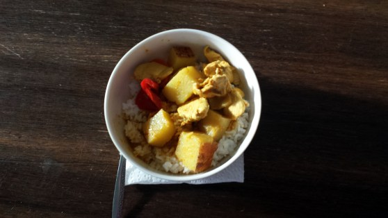 Curry Lunch December 11 2015