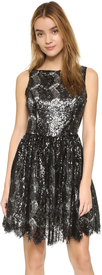 Sparkly Dress Holiday Fashion December 9 2015