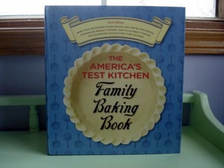 America's Test Kitchen Family Baking Book