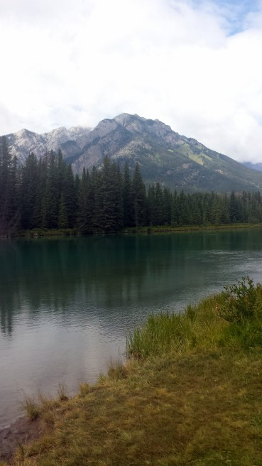 A Day Trip to Banff