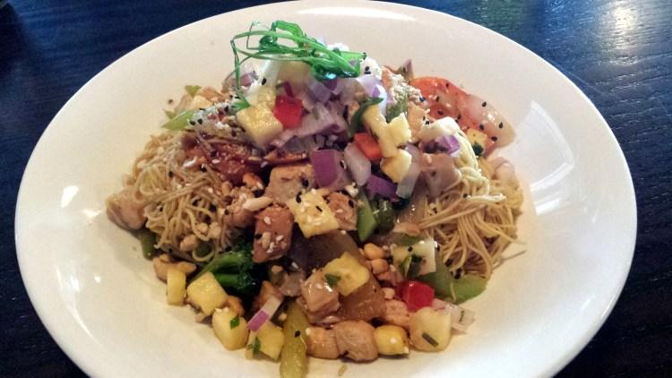 Thai Chicken Cashew Bowl