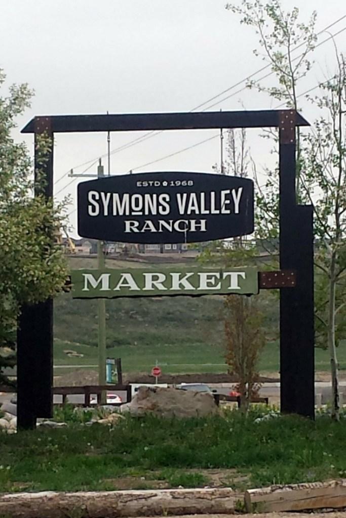 Symons Valley Ranch Farmer's Market