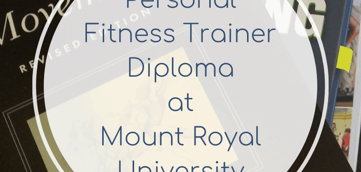 Personal Fitness Trainer Diploma at Mount Royal University