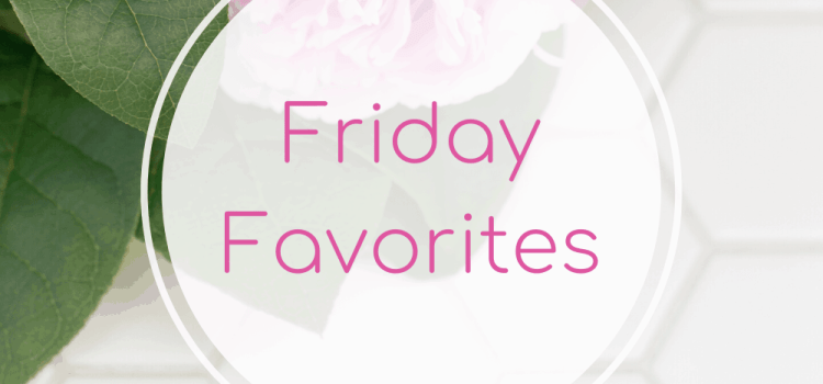 Friday Favorites: A Netflix Show + A Blogging Tool