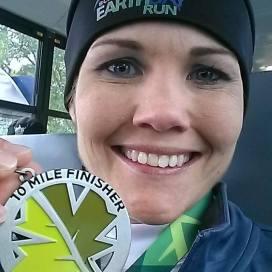 10 mile Finisher