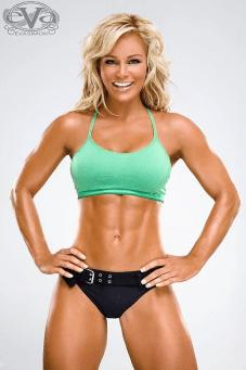 Michele Levesque - fitness model