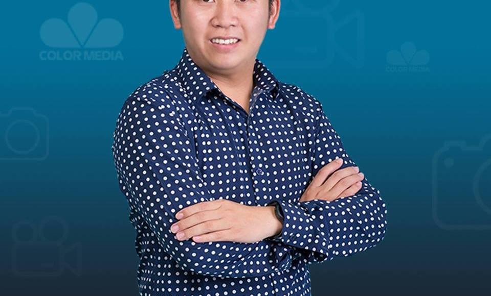 Đạo diễn Hoàng Dũng - CEO ColorMedia