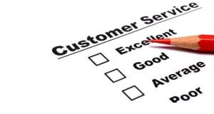 Chất lượng trong khâu chăm sóc khách hàng là yếu tố quan trọng khi người dùng đánh giá 1 thương hiệu