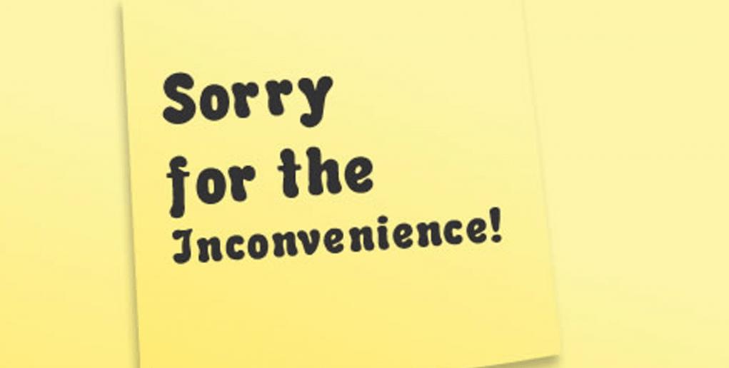 nghệ thuật xin lỗi khách hàng