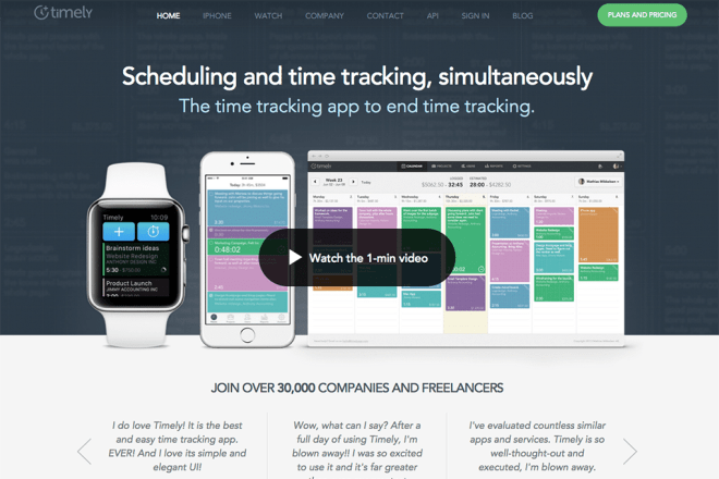free-freelancer-tools-timely