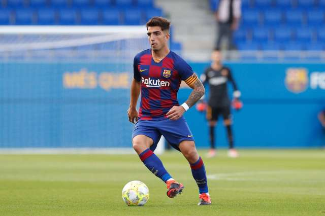Brighton and Bournemouth keen on Barcelona midfielder Monchu - Get ...