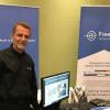 vox ism event recap president posing at booth blog header