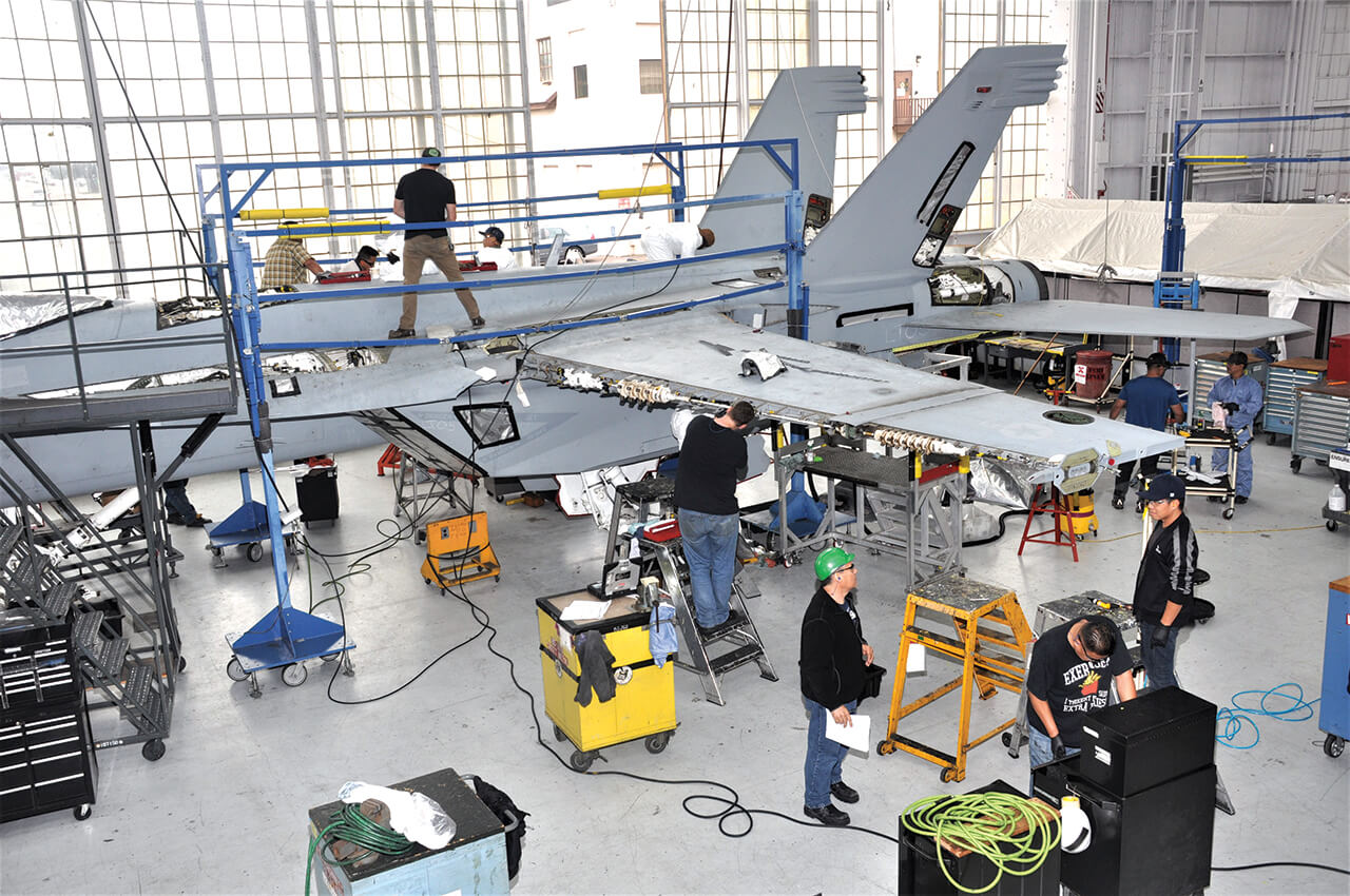Aerospace and defense manufacturer freepoint technologies
