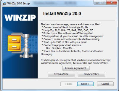 WinZip Registration Code Pro 20 Serial Keys