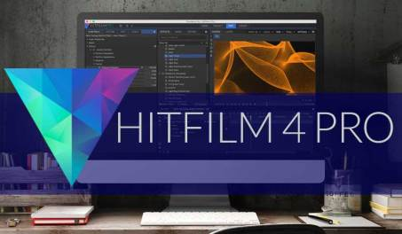 HitFilm 4 Pro Activator Latest Cracked Download