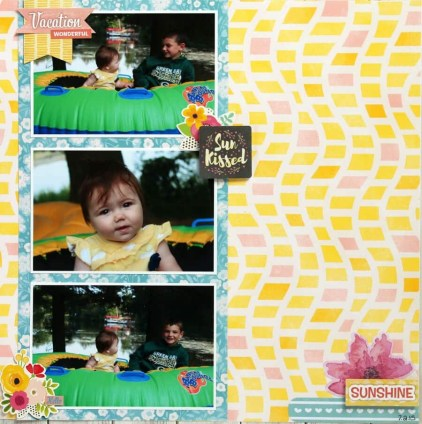 3 Tips to Choose Multi Photo Scrapbook Layouts in the Store 9 Summer Days Scrapbook Ideas Scrapbooking Store