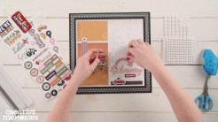 3 Tips to Choose Multi Photo Scrapbook Layouts in the Store Gallivant Scrapbooking Layout Project Creative Memories