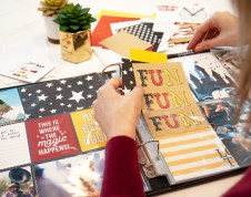 3 Tips to Choose Multi Photo Scrapbook Layouts in the Store New To Scrapbooking Essential Supply List