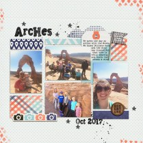 3 Tips to Choose Multi Photo Scrapbook Layouts in the Store Use The Piecework Design For Scrapbooking Multi Photo Pages