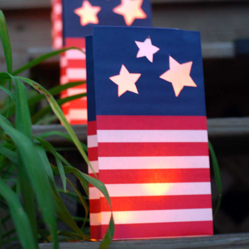 4th Of July Paper Crafts